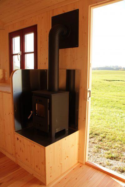 BoWo-Forstwagen-Holzofen